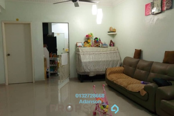 For Sale Terrace at Section 6, Kota Damansara Freehold Semi Furnished 4R/3B 880k