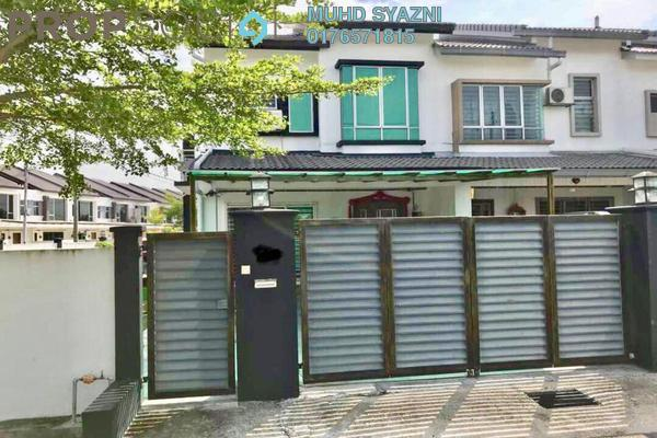 For Sale Terrace at Aquila @ Alam Sutera, Kuala Selangor Freehold Fully Furnished 4R/3B 749k