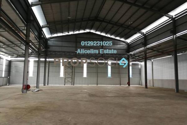 For Rent Factory at Kawasan Perindustrian Kundang, Rawang Freehold Unfurnished 0R/0B 20k