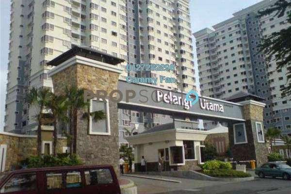 For Sale Condominium at Pelangi Utama, Bandar Utama Freehold Semi Furnished 3R/2B 580k