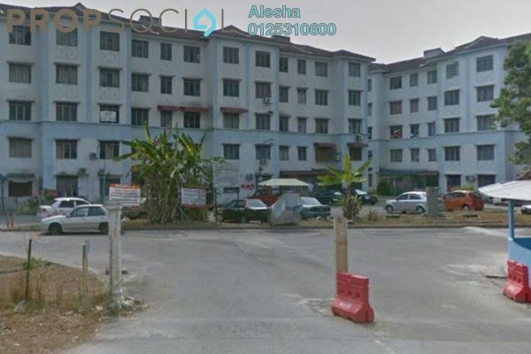 For Sale Apartment at Taman Putra Perdana, Puchong Freehold Unfurnished 0R/0B 120k