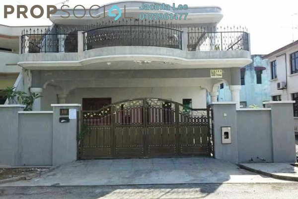 For Sale Semi-Detached at Taman Limbungan Indah, Butterworth Freehold Unfurnished 5R/4B 591k