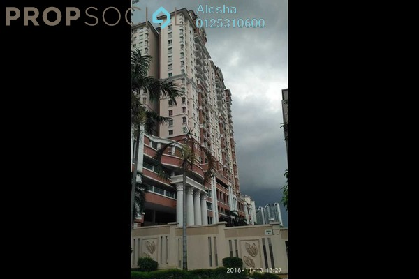 For Sale Apartment at Taman Serdang Perdana, Seri Kembangan Freehold Unfurnished 0R/0B 300k
