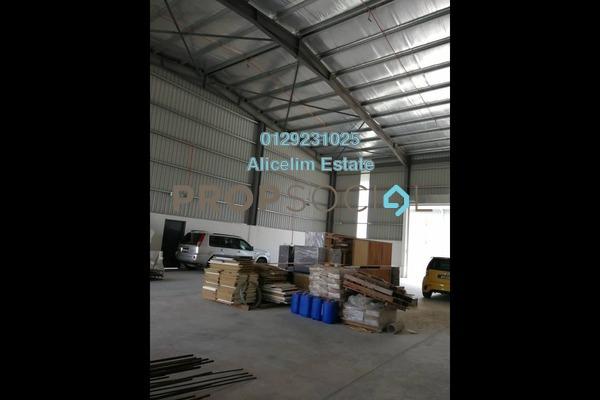 For Rent Factory at Kawasan Perindustrian Kundang, Rawang Freehold Unfurnished 0R/0B 13k