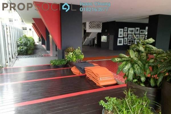 For Rent Condominium at 6 Ceylon, Bukit Ceylon Freehold Semi Furnished 3R/2B 4.3k