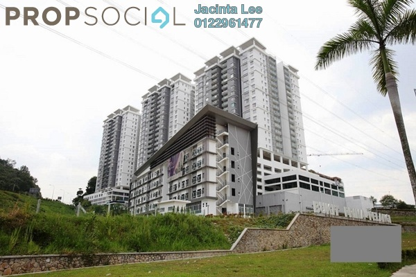 For Sale Condominium at Villa Orkid, Segambut Freehold Semi Furnished 4R/3B 478k
