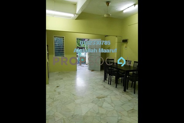 For Rent Terrace at Taman Muda, Pandan Indah Freehold Unfurnished 2R/2B 1.1k