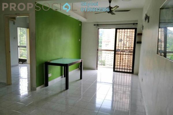 For Sale Condominium at Taman Desa Relau 2, Relau Freehold Unfurnished 3R/2B 265k