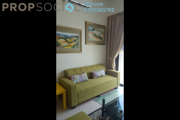 For Rent Condominium at South View, Bangsar South Freehold Fully Furnished 3R/2B 3.8k