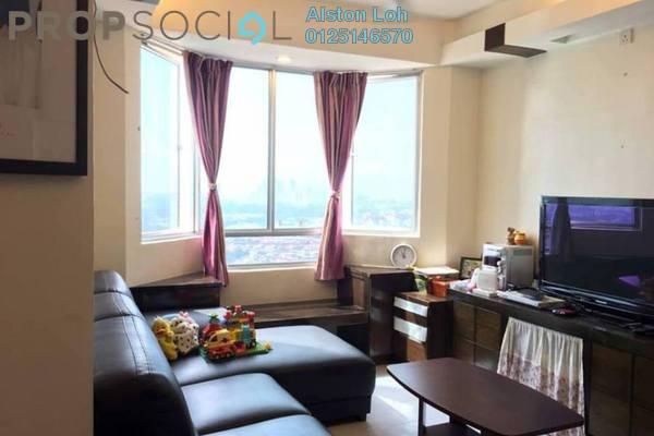 For Sale Condominium at Kingfisher Series, Green Lane Freehold Fully Furnished 3R/2B 398k