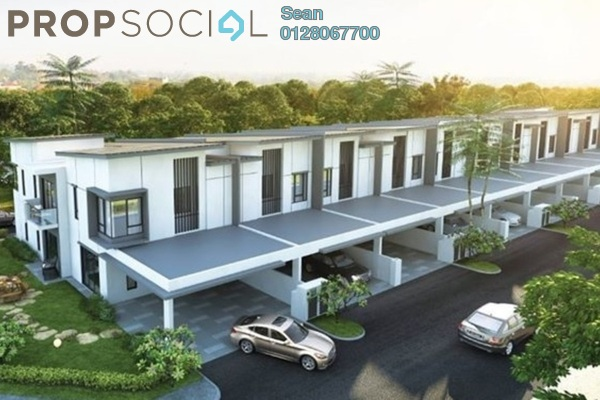 For Sale Terrace at Precinct 15, Putrajaya Freehold Unfurnished 4R/3B 455k