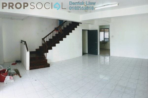 For Rent Terrace at Mahkota Walk, Bandar Mahkota Cheras Freehold Unfurnished 4R/3B 1.1k