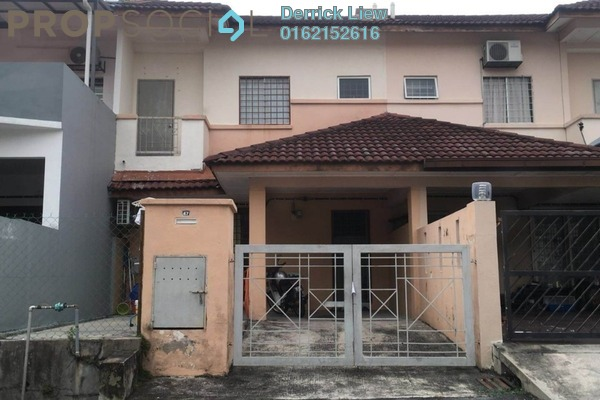 For Rent Condominium at Mahkota Walk, Bandar Mahkota Cheras Freehold Unfurnished 4R/3B 1k