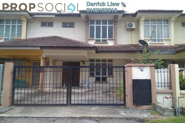 For Sale Link at Mahkota Walk, Bandar Mahkota Cheras Freehold Unfurnished 4R/3B 535k