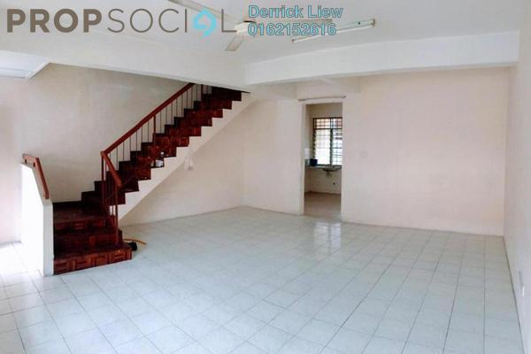 For Sale Terrace at Section 3, Bandar Mahkota Cheras Freehold Unfurnished 4R/3B 460k