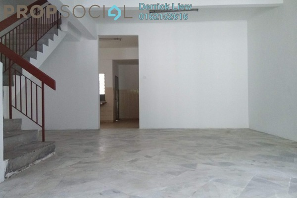 For Sale Terrace at Section 3, Bandar Mahkota Cheras Freehold Unfurnished 4R/3B 499k