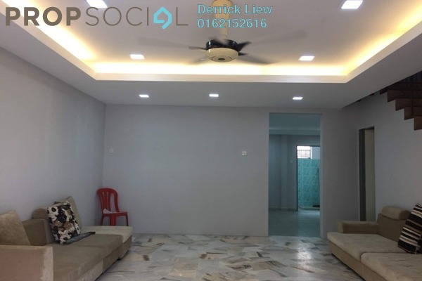 For Sale Terrace at Section 5, Bandar Mahkota Cheras Freehold Unfurnished 4R/3B 599k