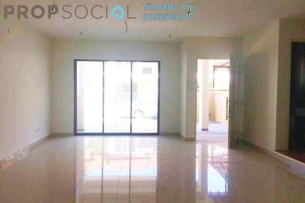For Sale Terrace at Damai Budi, Alam Damai Freehold Semi Furnished 5R/6B 990k