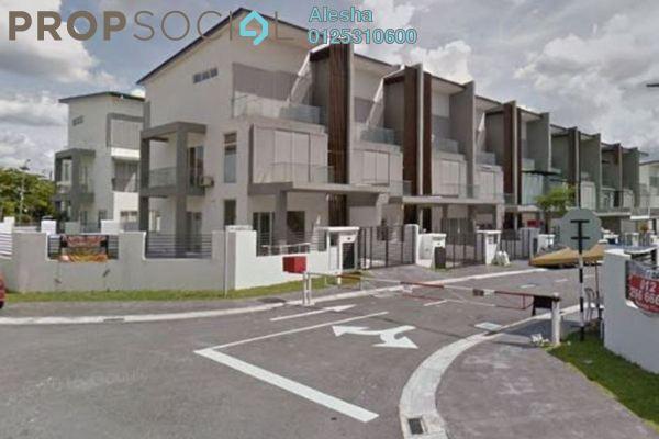 For Sale Townhouse at Taman Sinar Mahkota, Bandar Mahkota Cheras Freehold Unfurnished 0R/0B 219k