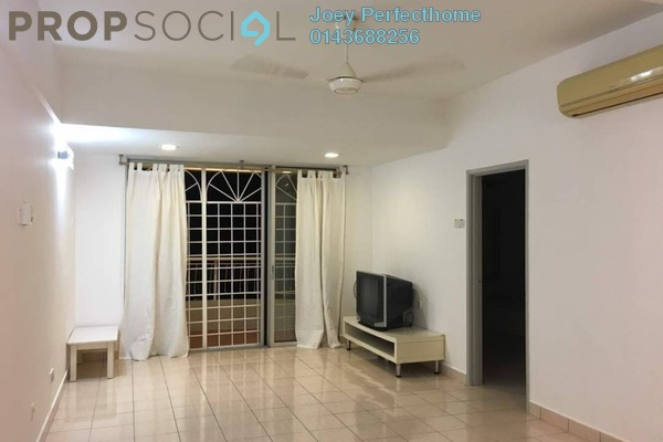 For Rent Condominium at Vista Harmoni, Cheras South Freehold Fully Furnished 3R/2B 1.4k