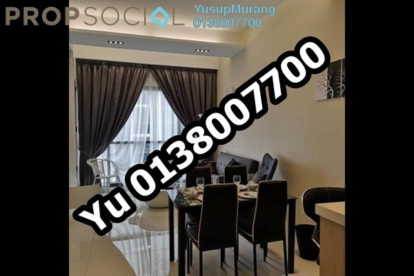 For Rent Condominium at BayBerry Serviced Residence @ Tropicana Gardens, Kota Damansara Freehold Fully Furnished 1R/1B 2k
