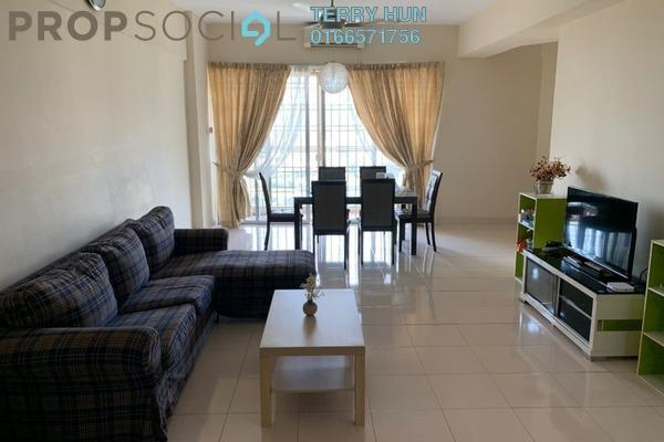 For Rent Condominium at Villa Wangsamas, Wangsa Maju Freehold Fully Furnished 3R/2B 1.9k