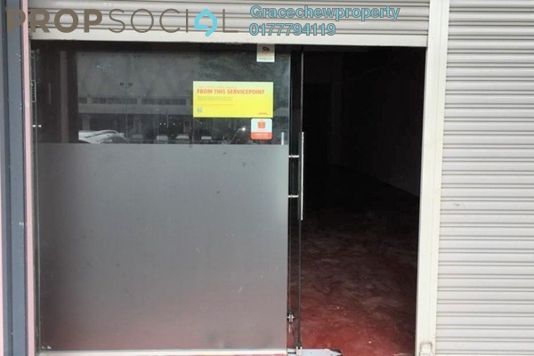 For Rent Shop at Taman Rinting, Masai Freehold Semi Furnished 0R/0B 3.8k