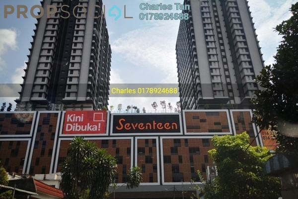 For Sale Condominium at Biji Living, Petaling Jaya Freehold Semi Furnished 0R/1B 520k