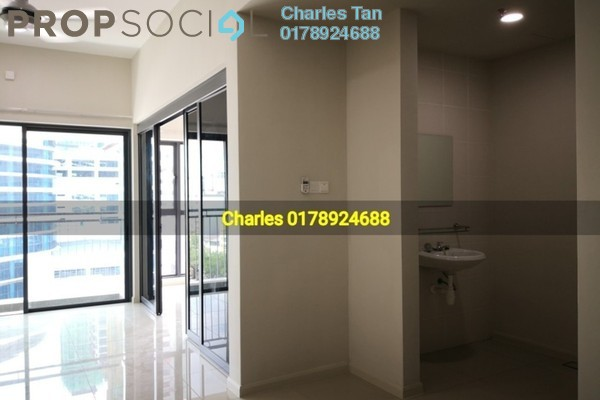 For Sale Serviced Residence at Pacific 63, Petaling Jaya Freehold Unfurnished 1R/1B 369k