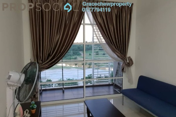 For Rent Apartment at Horizon Residence, Bukit Indah Freehold Fully Furnished 3R/2B 1.7k