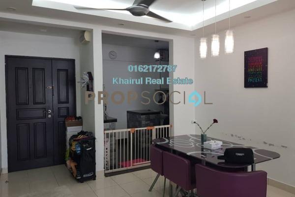 For Sale Condominium at Villa Makmur, Dutamas Freehold Fully Furnished 3R/2B 610k