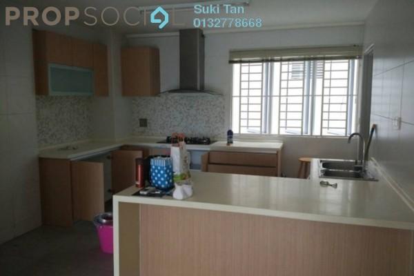 For Sale Condominium at Villa Orkid, Segambut Freehold Semi Furnished 4R/3B 695k