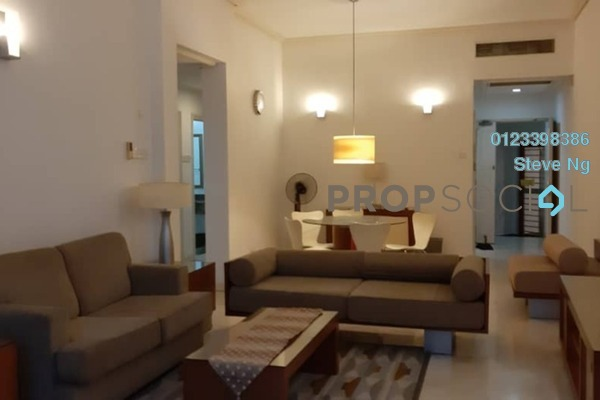 For Rent Condominium at Suasana Sentral Condominium, KL Sentral Freehold Fully Furnished 3R/2B 4k