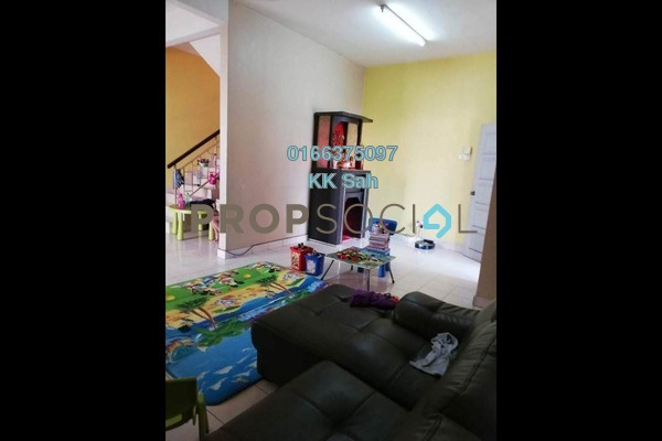 For Sale Link at Bandar Puteri Klang, Klang Freehold Semi Furnished 4R/3B 650k