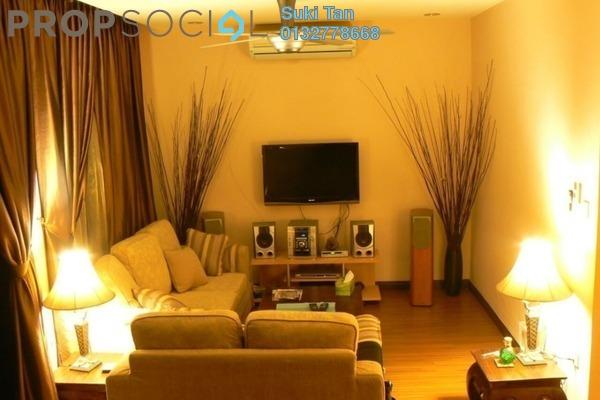 For Sale Condominium at Armanee Condominium, Damansara Damai Freehold Semi Furnished 4R/3B 470k