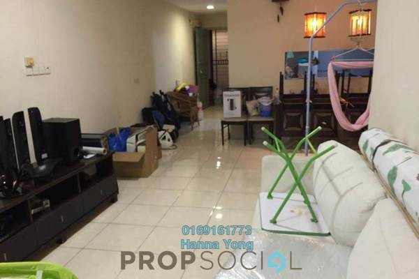 For Rent Condominium at Casa Indah 1, Tropicana Freehold Fully Furnished 3R/3B 2.5k