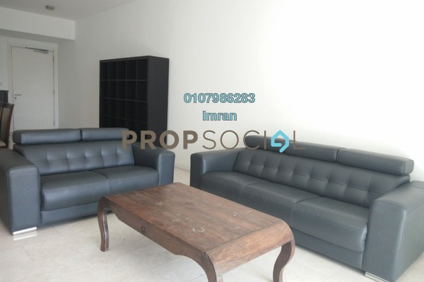 For Rent Condominium at Kiaraville, Mont Kiara Freehold Fully Furnished 3R/3B 6.5k