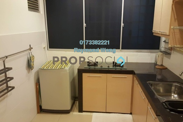 For Sale Condominium at Vista Harmoni, Cheras South Freehold Fully Furnished 3R/2B 380k