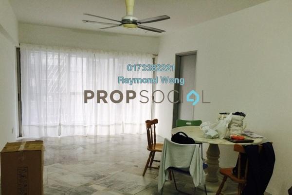 For Sale Apartment at Grandeur Tower, Pandan Indah Freehold Unfurnished 3R/2B 320k