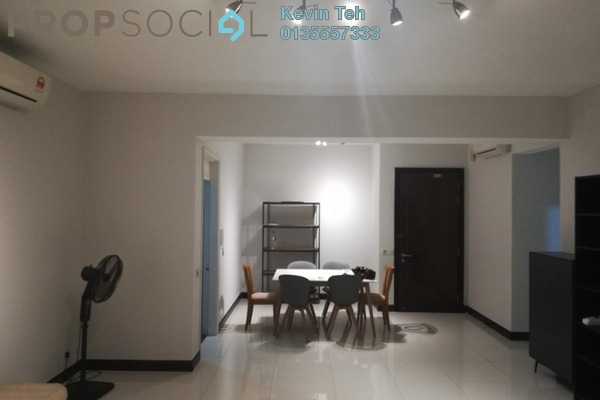 For Rent Condominium at Sri Penaga, Bangsar Freehold Semi Furnished 2R/2B 4.5k