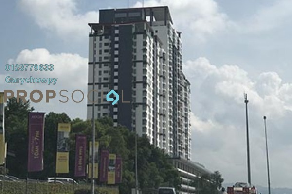 For Sale Serviced Residence at Silk Residence, Bandar Tun Hussein Onn Freehold Semi Furnished 3R/2B 418k