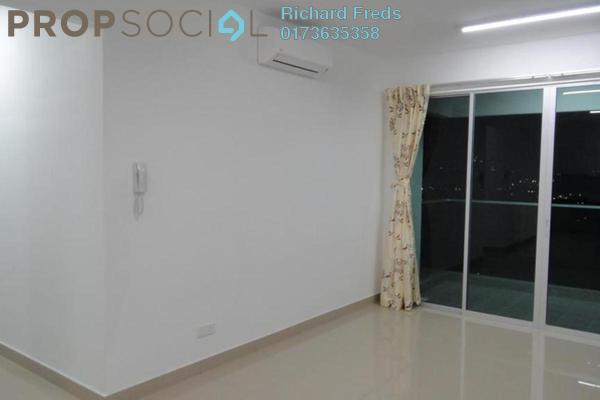 For Sale Condominium at Kiara Residence 2, Bukit Jalil Leasehold Semi Furnished 3R/3B 650k