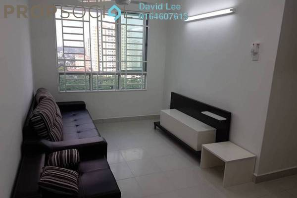 For Rent Apartment at Centrio Avenue, Bukit Gambier Freehold Semi Furnished 3R/2B 900translationmissing:en.pricing.unit