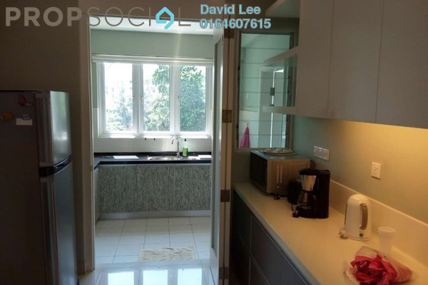 For Rent Condominium at Platino, Gelugor Freehold Fully Furnished 3R/5B 4.5k
