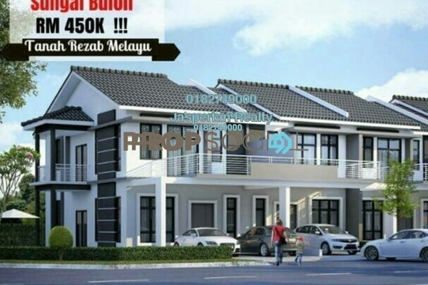 For Sale Terrace at Azalea Homes, Rawang Leasehold Unfurnished 4R/3B 460k