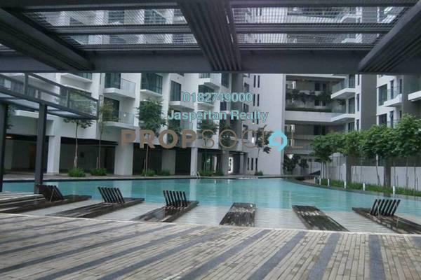 For Rent Condominium at SK One Residence, Seri Kembangan Freehold Unfurnished 2R/2B 1.2k