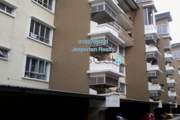 For Rent Condominium at Indah Cempaka, Pandan Indah Freehold Unfurnished 3R/2B 1.4k