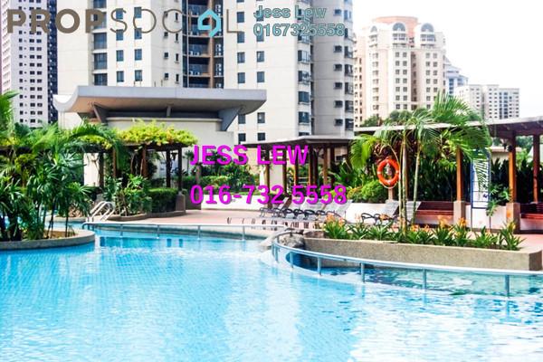 For Sale Condominium at Mont Kiara Bayu, Mont Kiara Freehold Fully Furnished 2R/2B 699k
