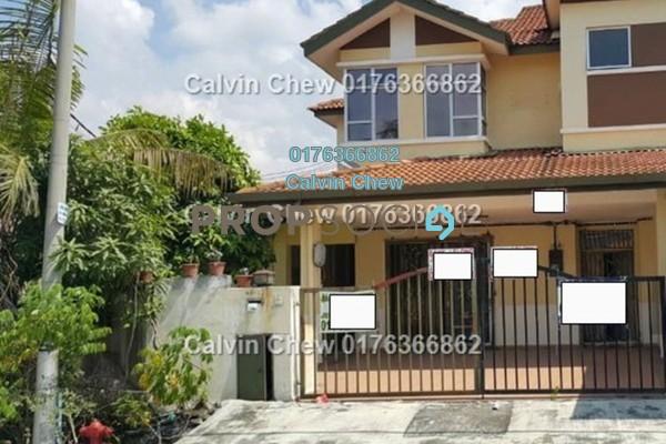 For Sale Terrace at Taman Emas, Dengkil Leasehold Unfurnished 4R/4B 427k