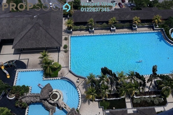 For Rent Condominium at Amadesa, Desa Petaling Freehold Fully Furnished 3R/2B 1.8k